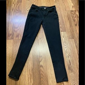AEO X4 High Rise Jegging size 2